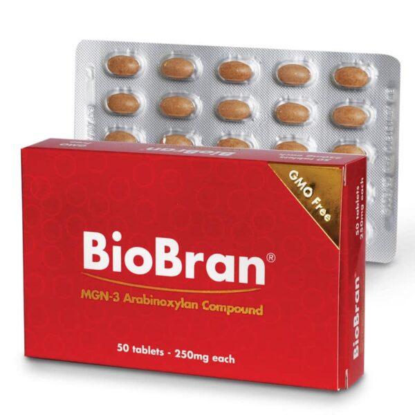 BioBran tablete (50 tbl) - ImunoBran
