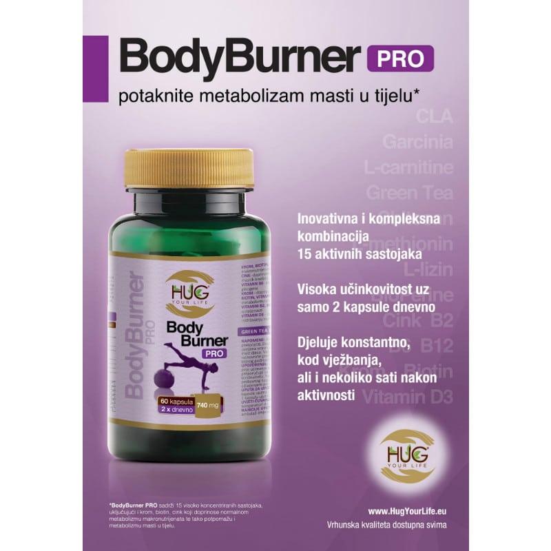 Body Burner PRO - Hug Your Life