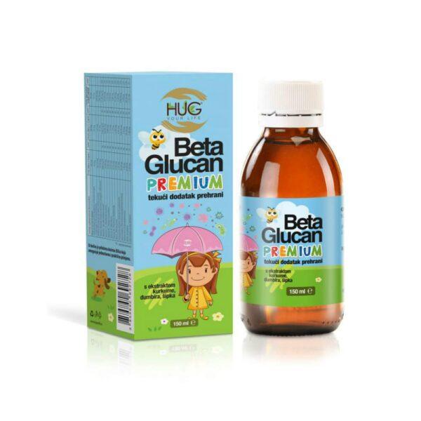 Beta glucan premium