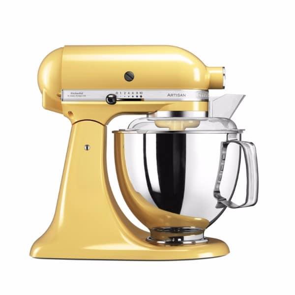KitchenAid samostojeći mikser Artisan (4,8 l) – 5KSM175PS - BoysenberryKitchenAid samostojeći mikser Artisan (4,8 l) – 5KSM175PS - Mayestic Yellow