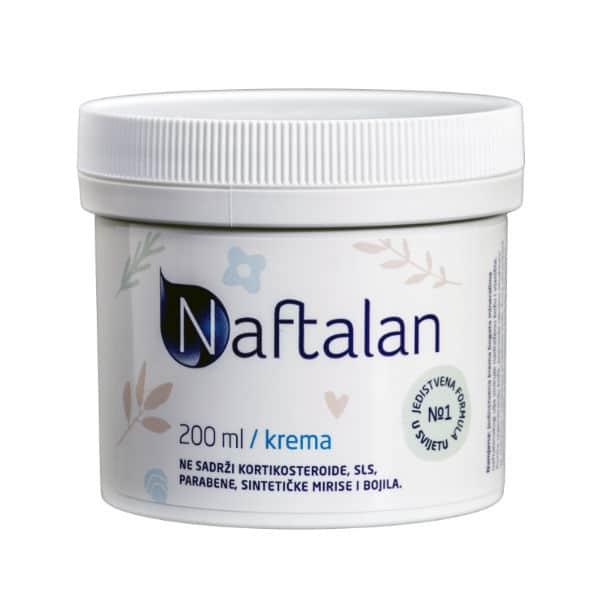 Naftalan krema - Ivalan Terme