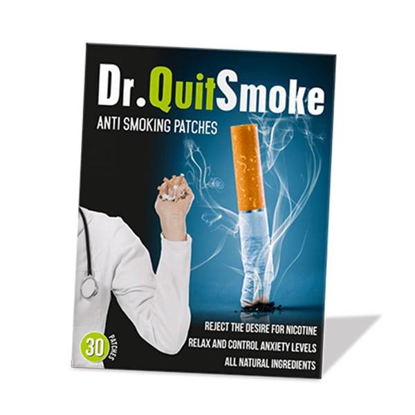 Dr. QuitSmoke flasteri - 70% POPUSTA