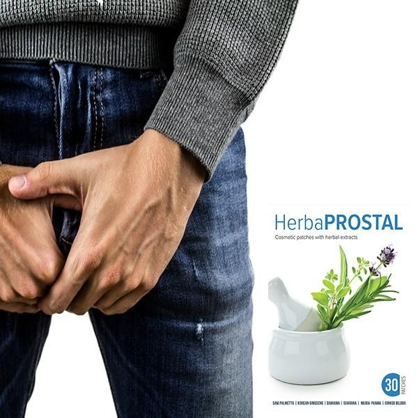 HerbaPROSTAL flasteri (30 flastera) – 50% POPUSTA