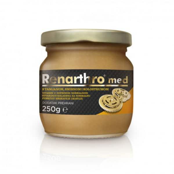 Renarthro med za očuvanje zdravlja zglobova i kostiju (250 g) - Farmavita