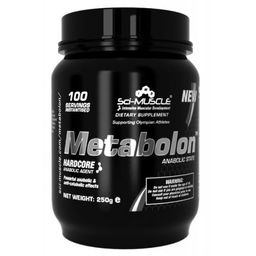 Sci-Muscle Metabolon (250 g)