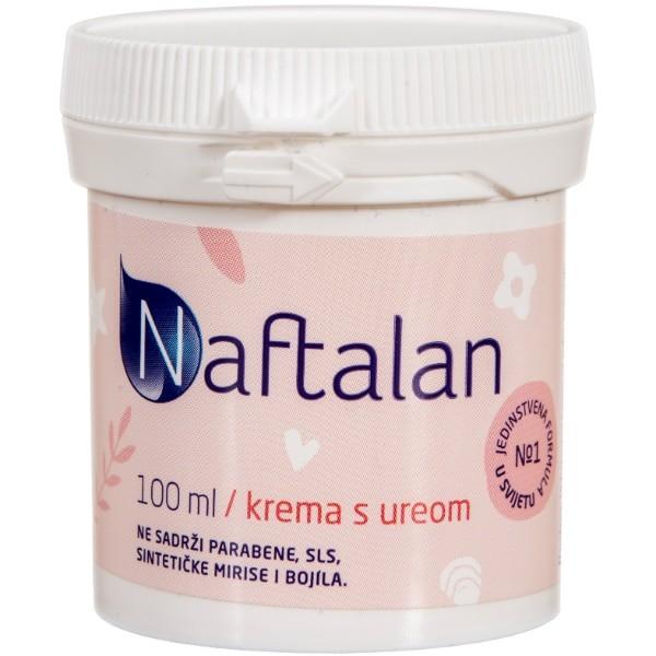 Naftalan krema s ureom (100 ml) - Ivalan Terme