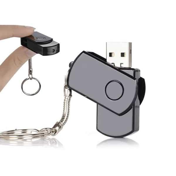 SpyUSB - rotirajući USB sa skrivenom kamerom