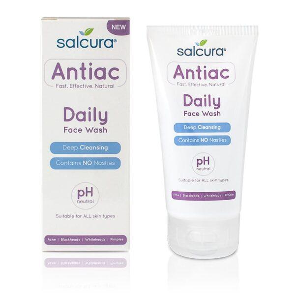 Salcura Antiac gel za čišćenje licaSalcura Antiac gel za čišćenje lica