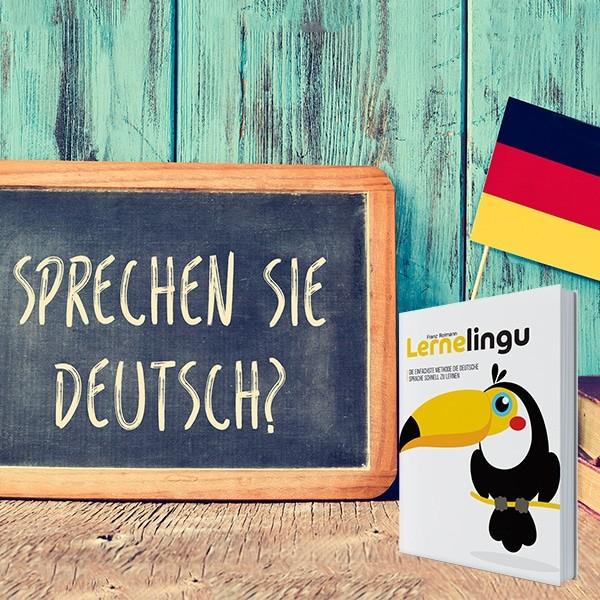 Lernelingu – knjiga za brzo učenje njemačkog jezika