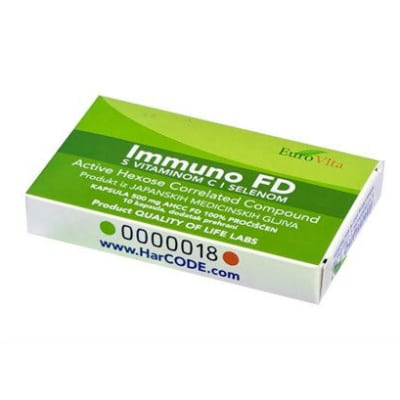 Immuno FD (500 mg) – EuroVita