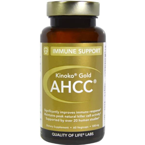 Kinoko Gold AHCC (60 kapsula) – EuroVita