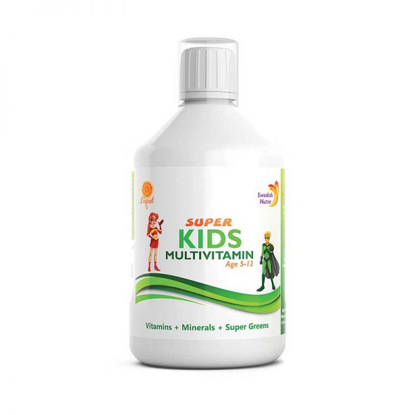 Super Kids multivitamin