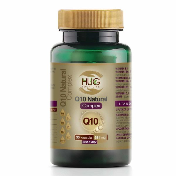 Q10 Natural Complex® – 30% POPUSTA – Hug Your Life