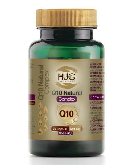 Q10 Natural Complex