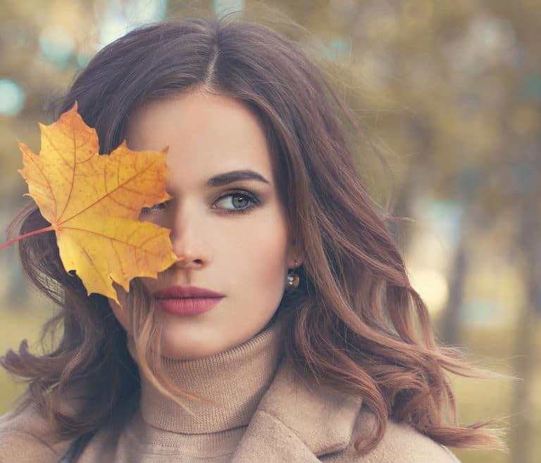 Njega kože jesen