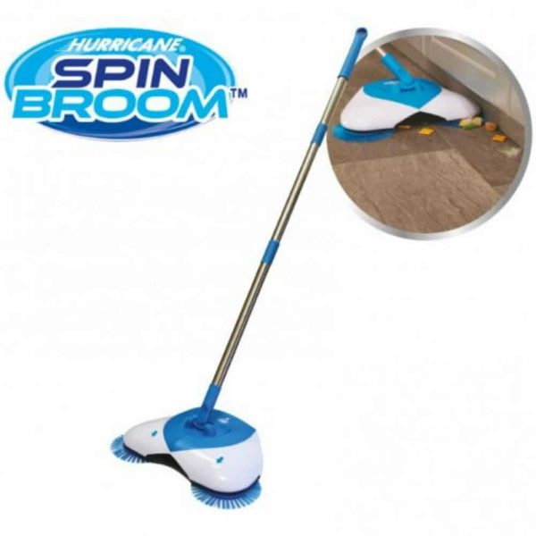 Super Aspirator – Hurricane Spin Broom