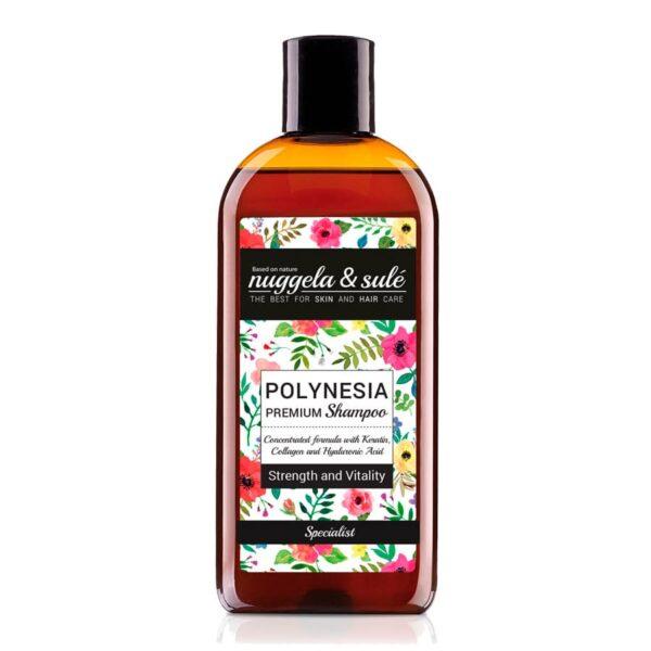 Nuggela & Sulé Polynesia keratin šampon