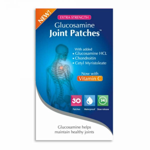 Glucosamine joint flasteri