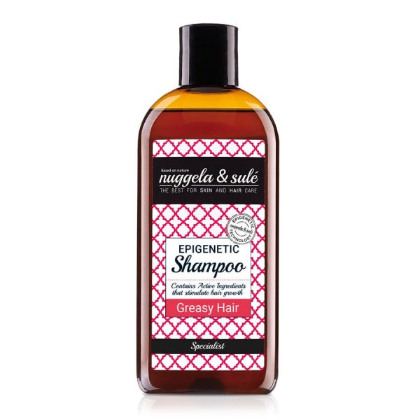 Nuggela&sule Epigenetic šampon za masnu kosu
