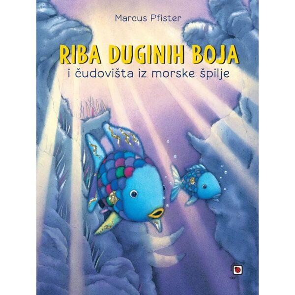 Riba duginih boja i čudovište iz morske špilje