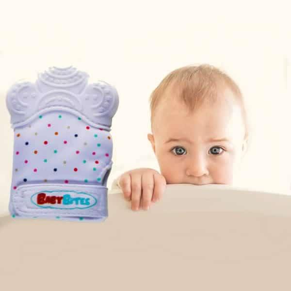 BabyBites - Dječja rukavica glodalica