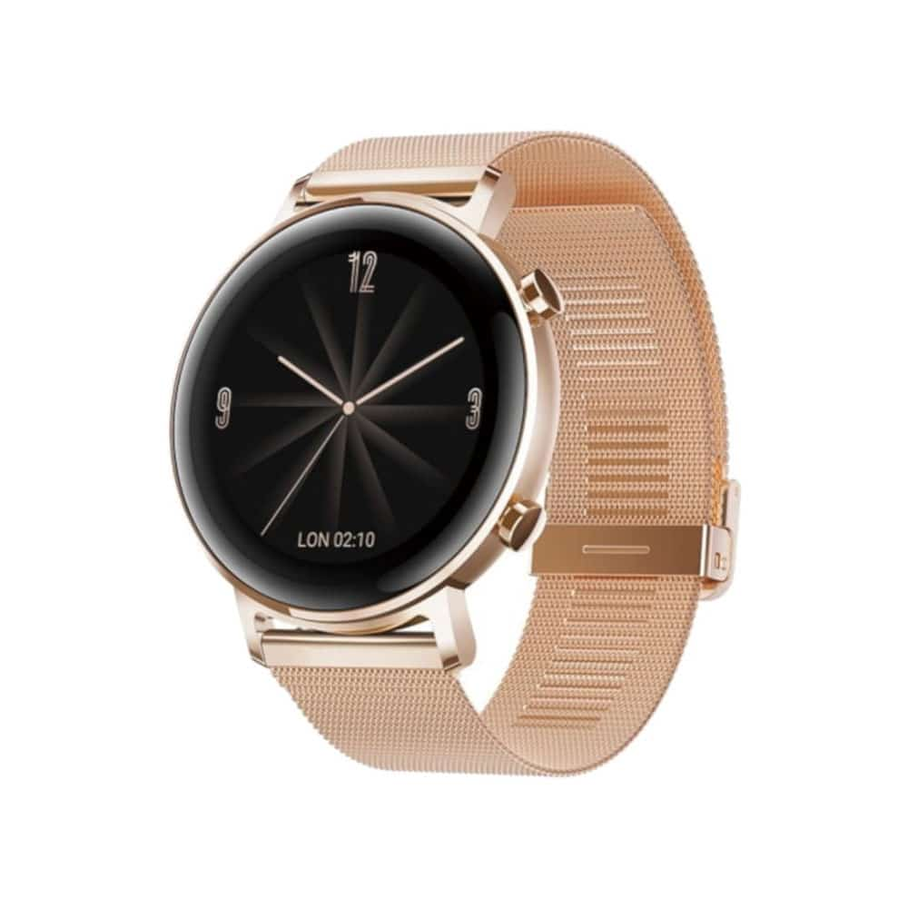 Huawei Watch GT2, 42 mm, Elegant, Gold