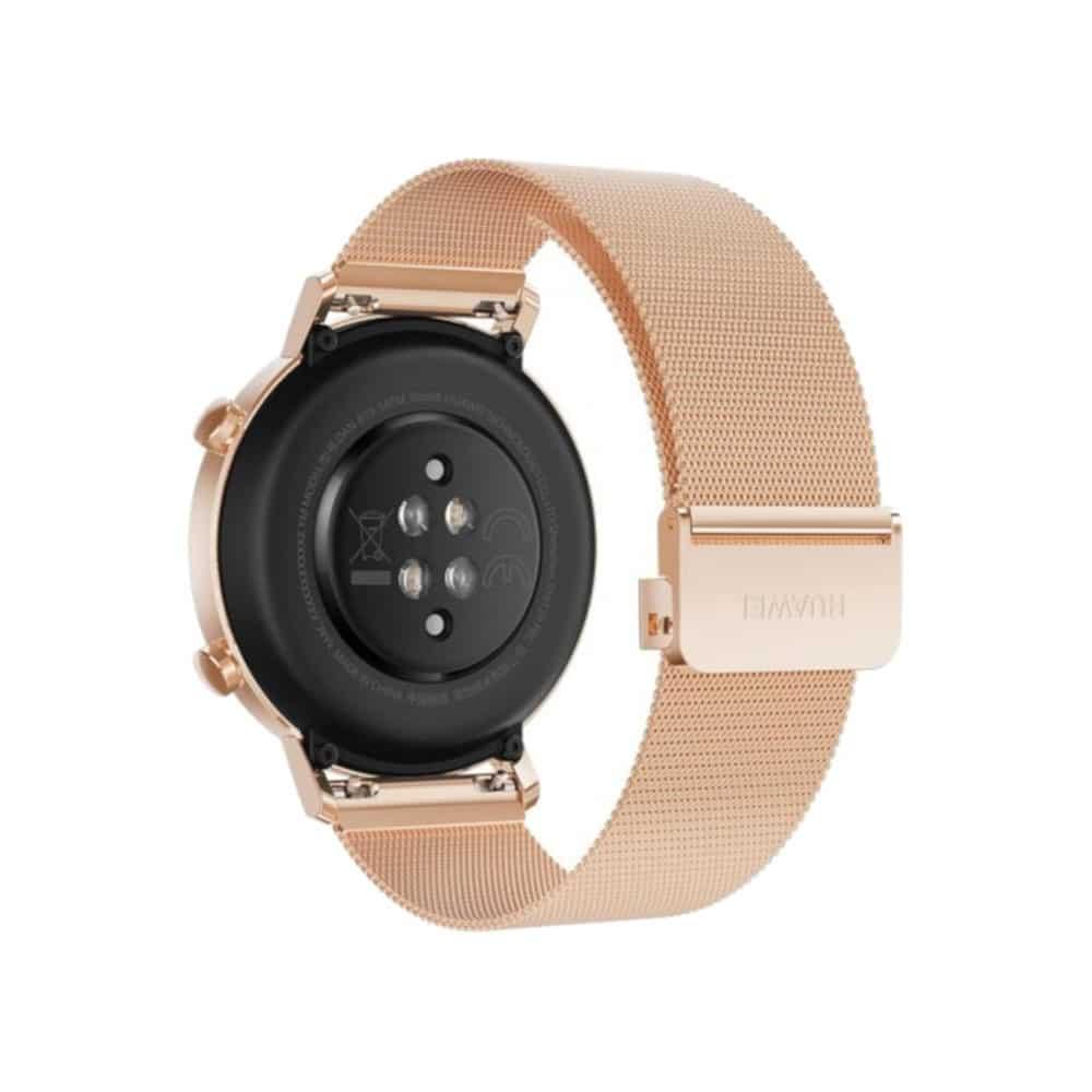 Huawei Watch GT2, 42 mm, Elegant, Gold
