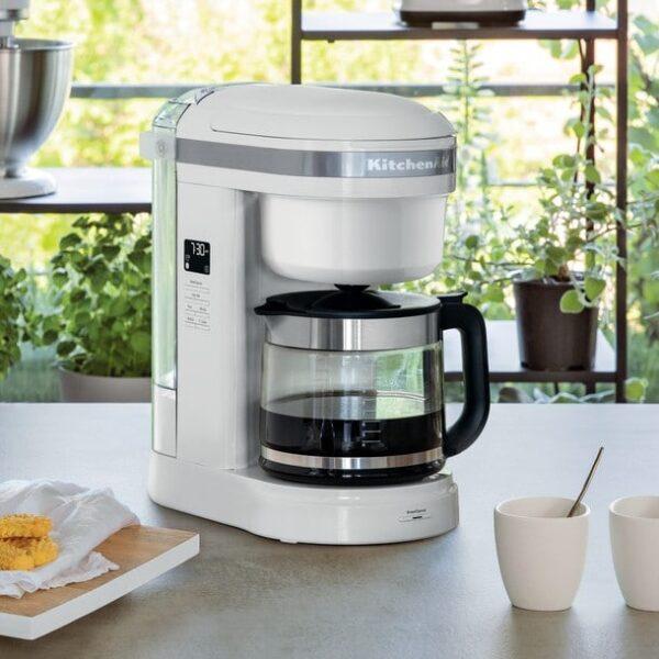 KitchenAid aparat za kavu sa spiralnom glavom Classic (1,7 L) - 5KCM1208