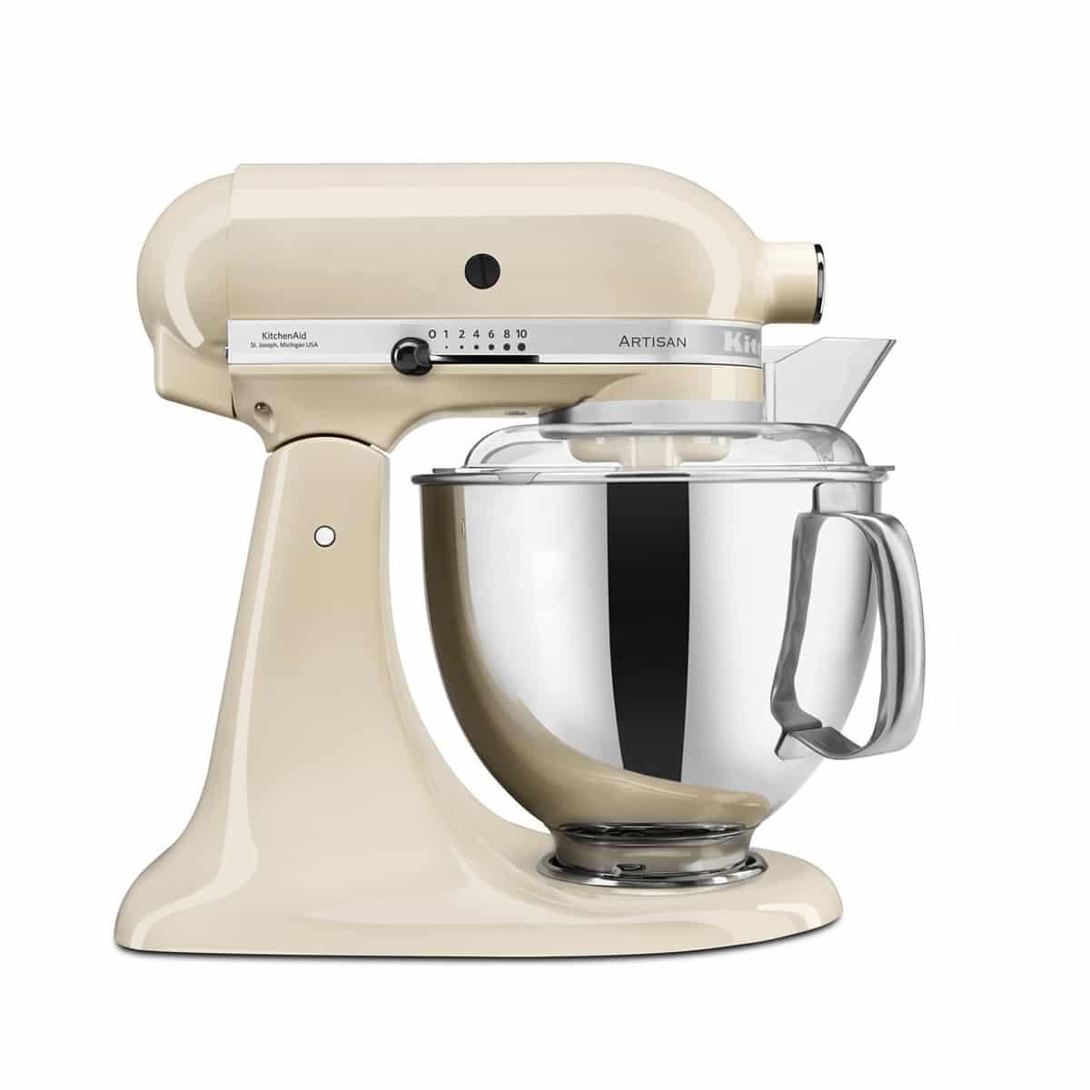 KitchenAid samostojeći mikser Artisan (4,8 l) – 5KSM175PS - BoysenberryKitchenAid samostojeći mikser Artisan (4,8 l) – 5KSM175PS - Almond Cream