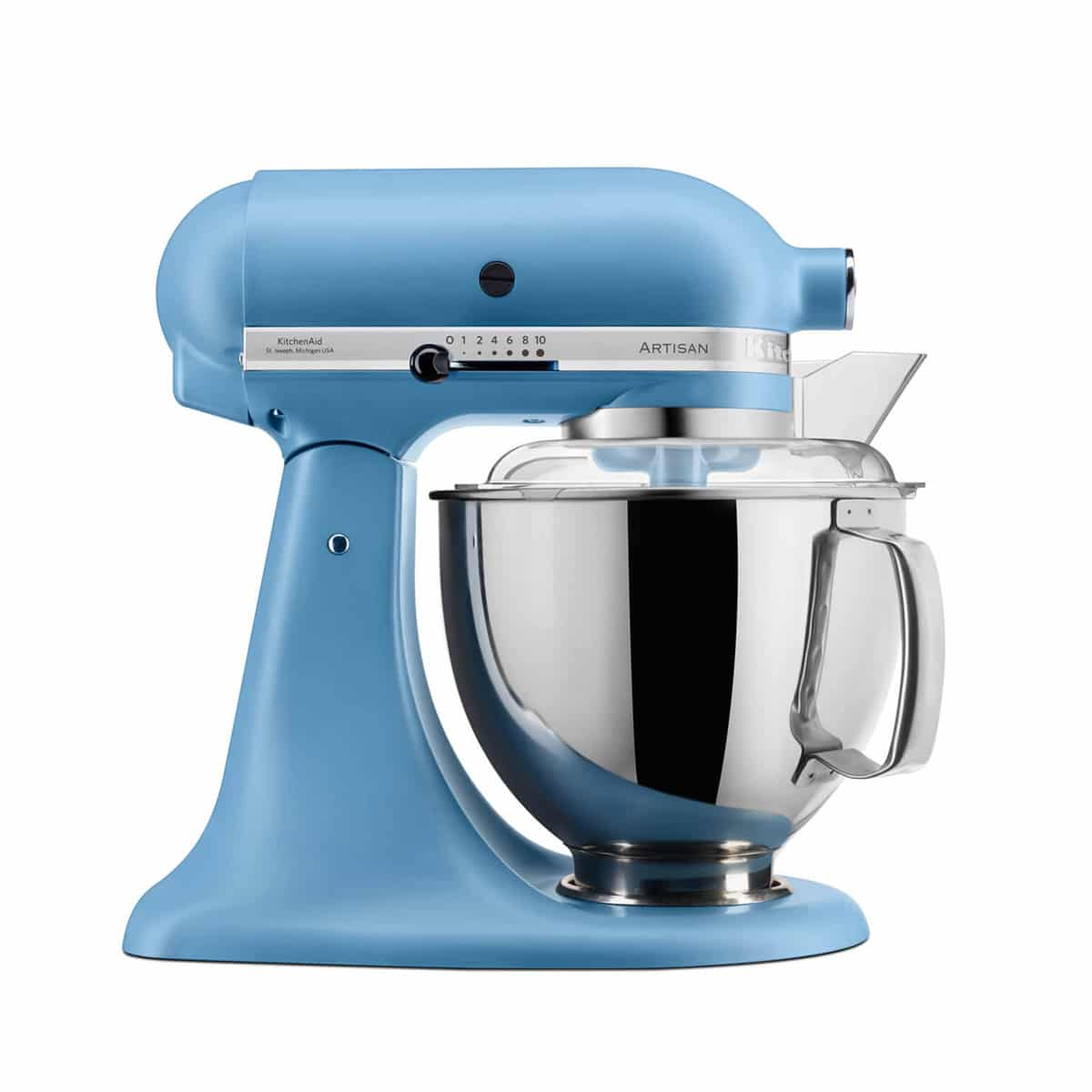 KitchenAid samostojeći mikser Artisan (4,8 l) – 5KSM175PS - BoysenberryKitchenAid samostojeći mikser Artisan (4,8 l) – 5KSM175PS - Velvet Blue