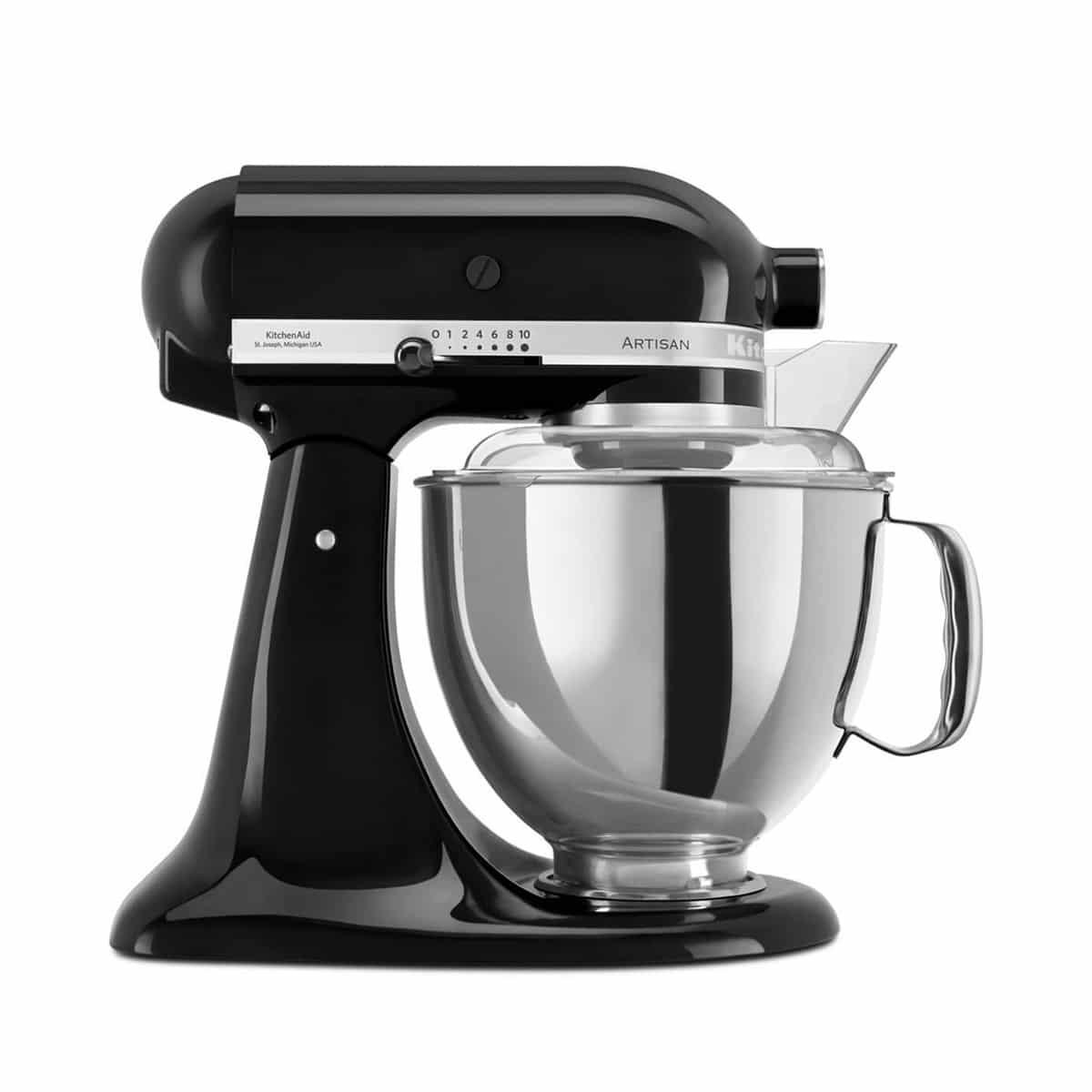 KitchenAid samostojeći mikser Artisan (4,8 l) – 5KSM175PS - Onyx Black