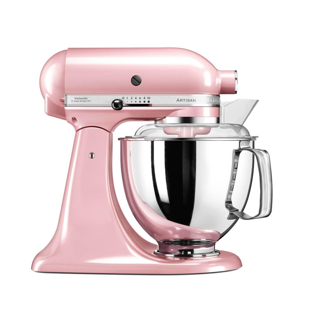 KitchenAid samostojeći mikser Artisan (4,8 l) – 5KSM175PS - BoysenberryKitchenAid samostojeći mikser Artisan (4,8 l) – 5KSM175PS - Silk Pink