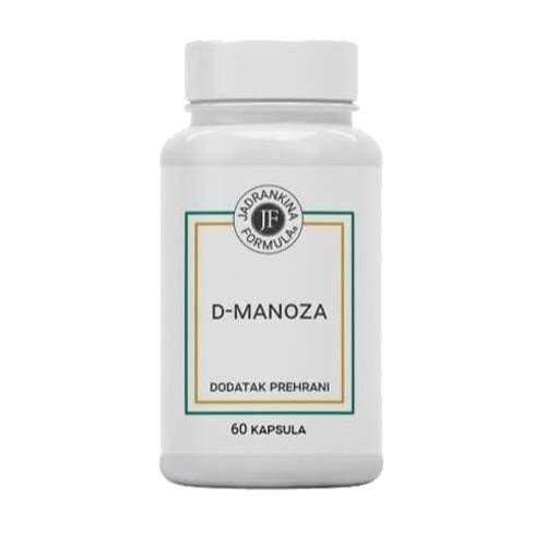 D-manoza (60 kapsula) - Jadrankina formula