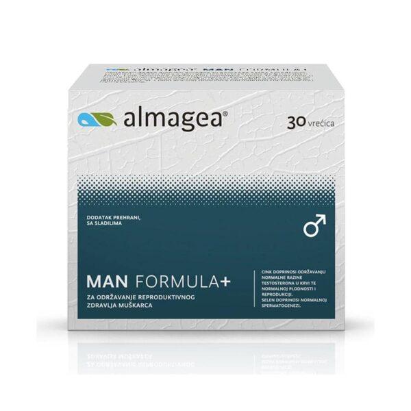 Almagea®MANFORMULA+ (30 vrećica) - za održavanje reproduktivnog zdravlja muškarca