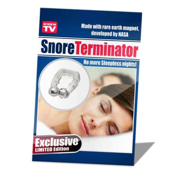 Snore Terminator protiv hrkanja
