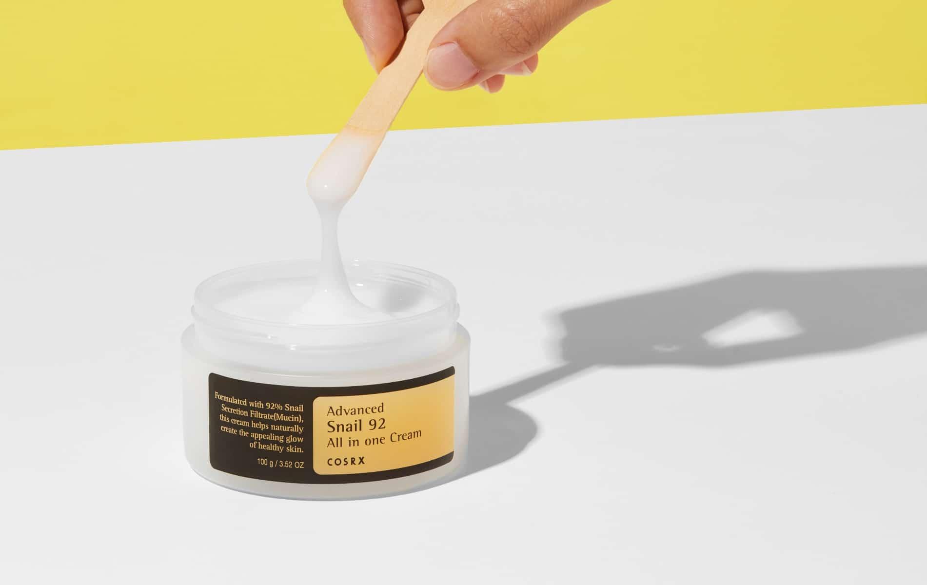COSRX Advanced Snail 92 All in one Cream - 92% esencije puževe sluzi